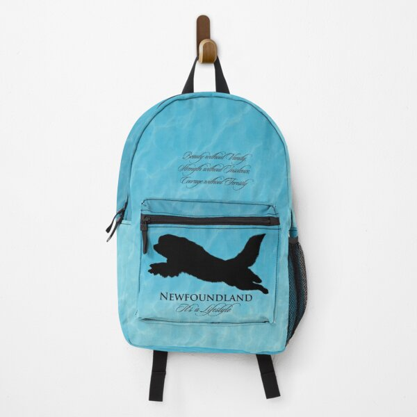 Newfoundland: It's a Lifestyle Backpack
