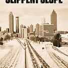 Atlanta Icepocalypse - PAX - Slippery Slope by Tabitha Fringe Chase