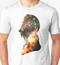 Colorful Celestial Stars | Messier Headula Unisex T-Shirt