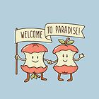 Welcome to paradise by Alexander  Medvedev