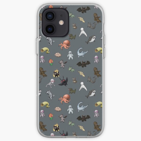 Cryptids! iPhone Soft Case