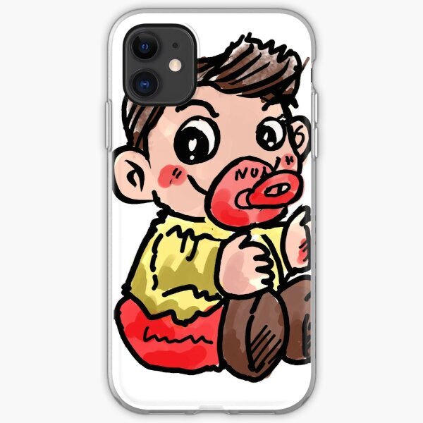 My baby iPhone Soft Case