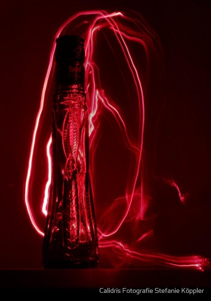 Genie in a Bottle by Stefanie Köppler
