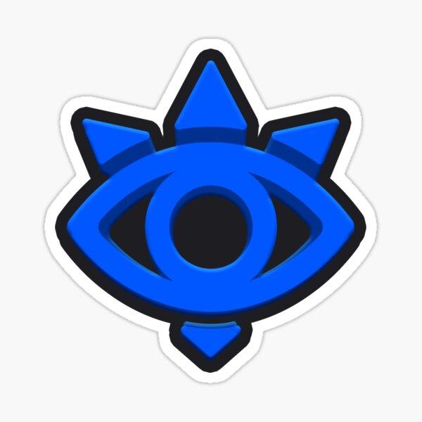The Blue Pearl Sticker