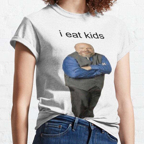 bertram eats kids Classic T-Shirt