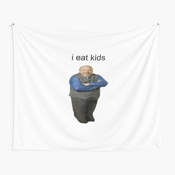 bertram eats kids Tapestry