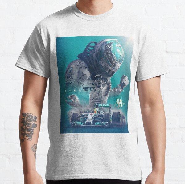 Fond d'écran Lewis Hamilton T-shirt classique