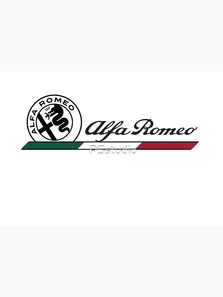 Alfa Romeo Classic Italy by PSstudio