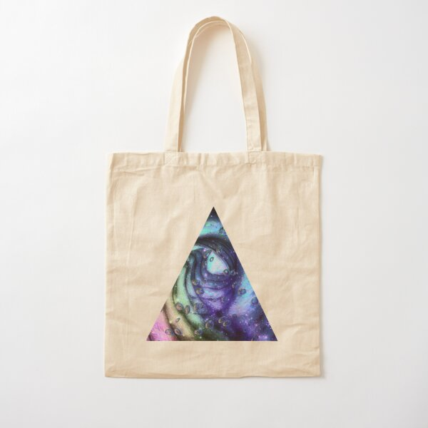 Galaxia Mystica Skyway 333 Cotton Tote Bag