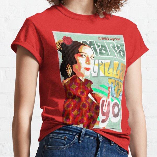 CAÑÍS SUPERSTARS -LOLA FLORES Mk II- Camiseta clásica