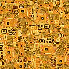 Klimt Pattern by FrederickJay