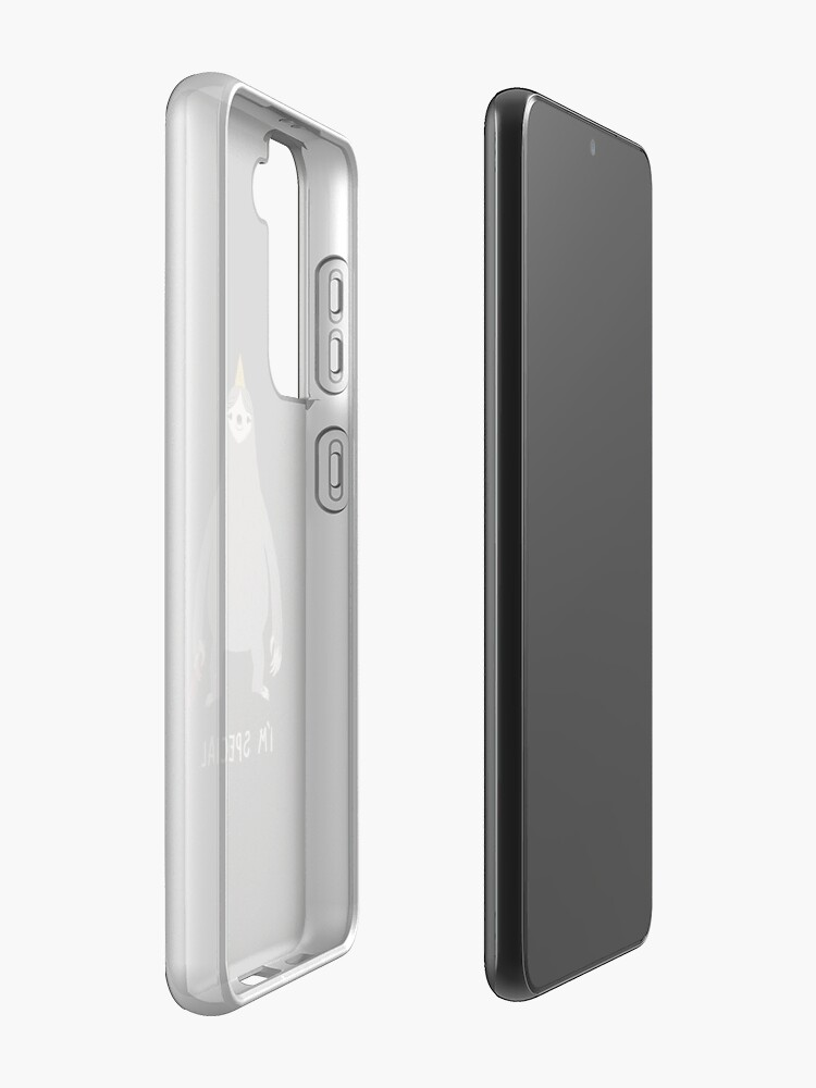 Alternate view of i'm special Case & Skin for Samsung Galaxy