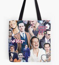 andrew scott collage Tote Bag