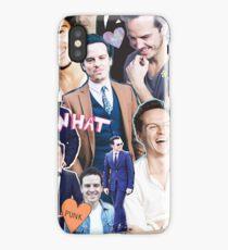 andrew scott collage iPhone Case/Skin