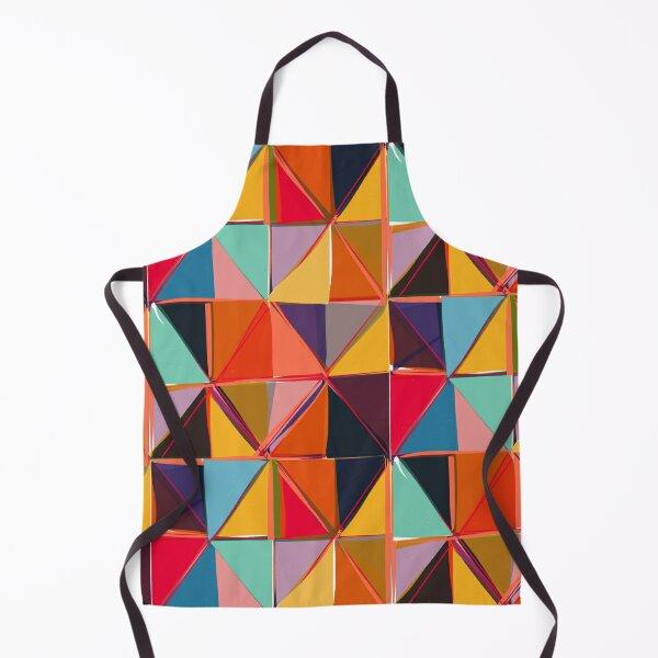 Square Triangles 2  Apron