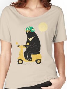 scooter bear Women's Relaxed Fit T-Shirt