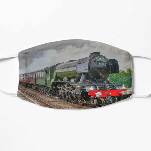 The Flying Scotsman Flat Mask