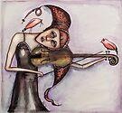 Sweet pickings by Jenny Wood