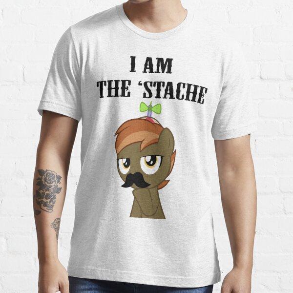 Button Mash - The Stache Essential T-Shirt