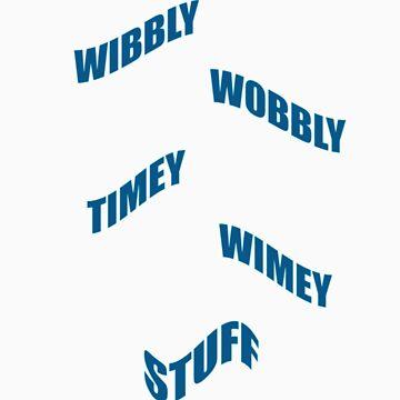 Wibbly Wobbly Timey Wimey Stuff by WhovianPotter