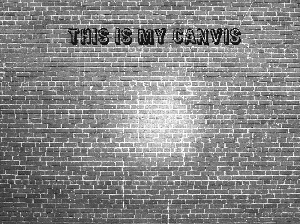 This is my canvas by Amature
