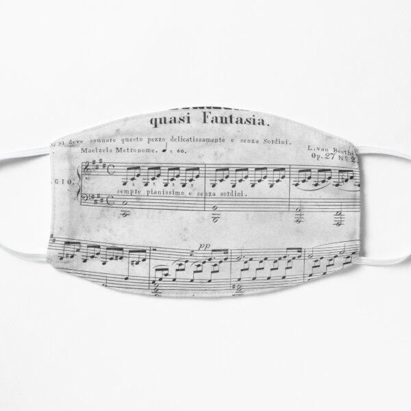 Moonlight Sonata Flat Mask
