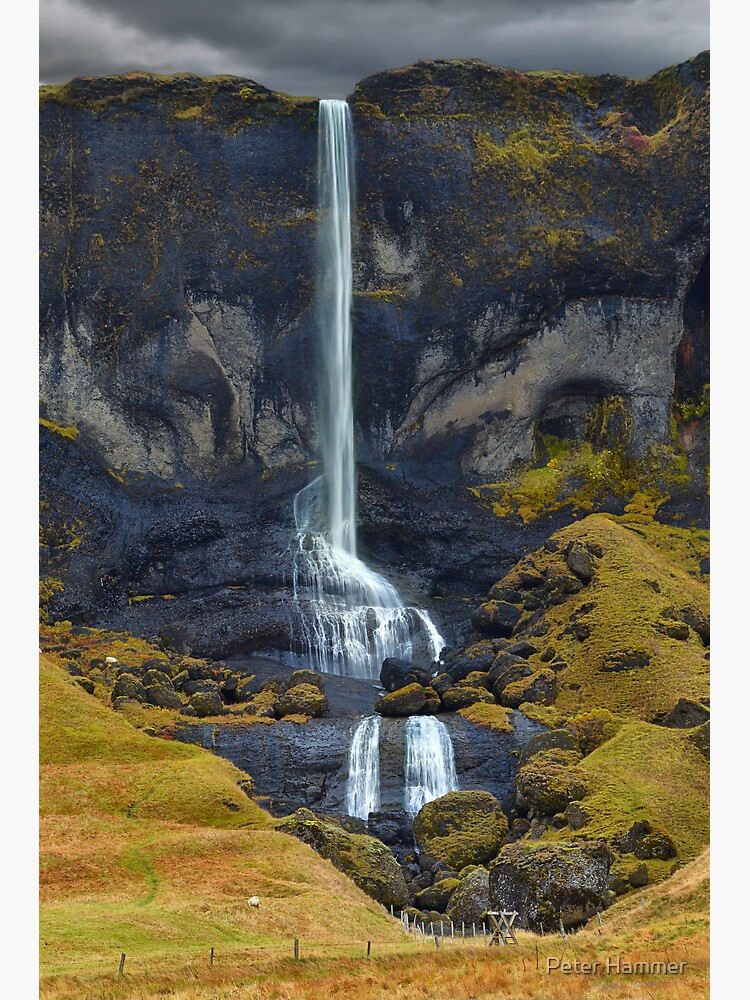 Delicate Falls by PeterH