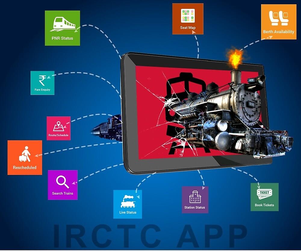 IRCTC Check Live Train Status App by GarimaSingh