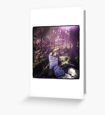 Brentwood Stones Greeting Card