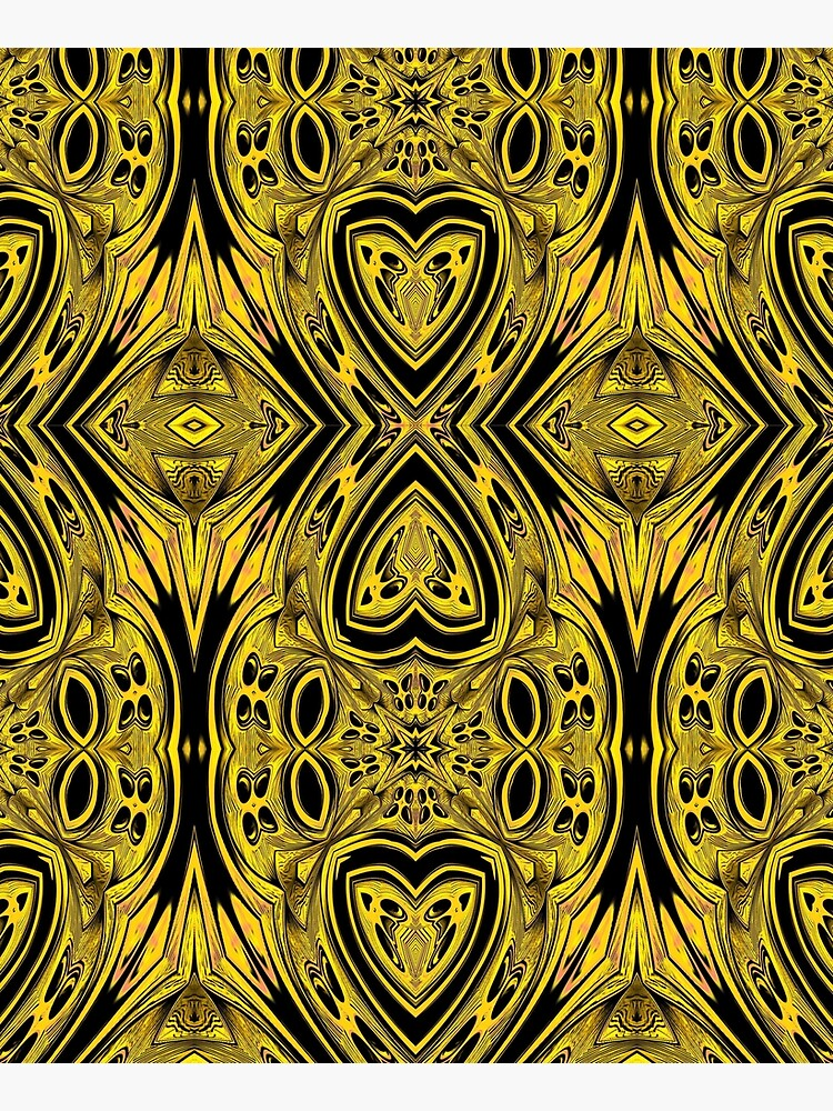 Golden Gratings (1) by vkdezine