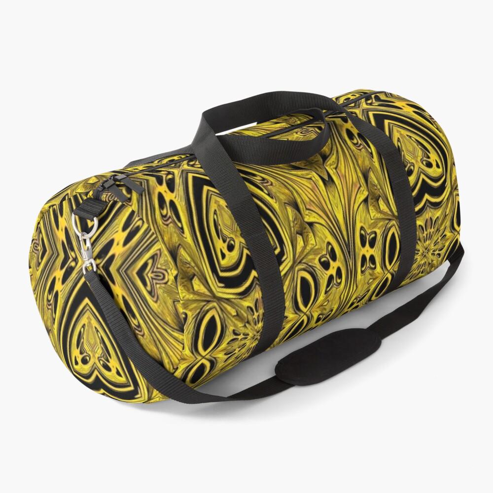 Golden Gratings (2) Duffle Bag