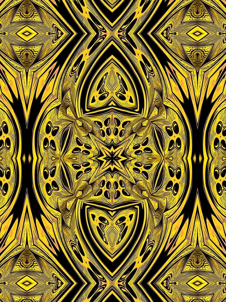 Golden Gratings (3) by vkdezine