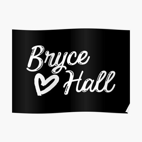 Bryce Hall Póster