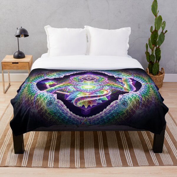 Gifts of Nature Throw Blanket