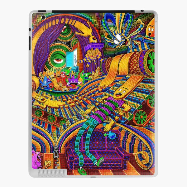 The Conductor of Consciousness iPad Skin