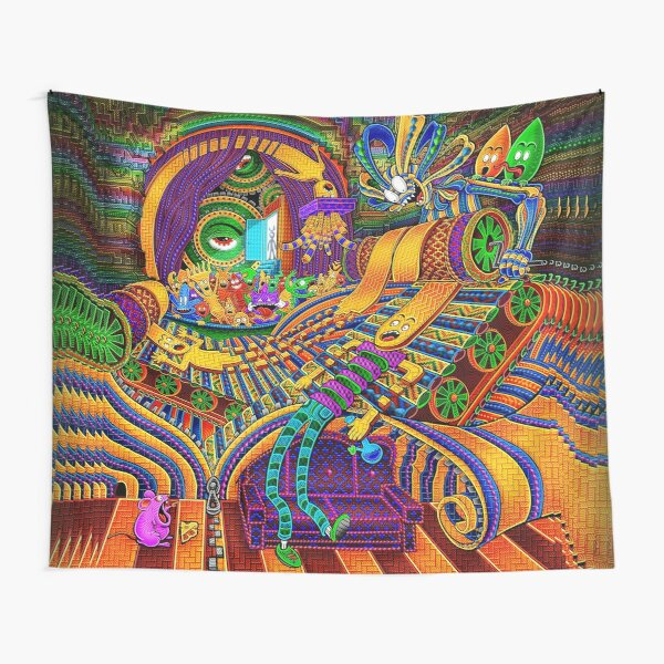 The Conductor of Consciousness Tapestry