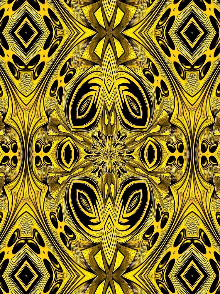 Golden Gratings (4) by vkdezine