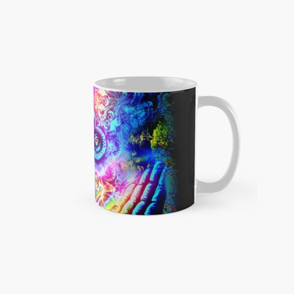 Transition to Butterfly Classic Mug