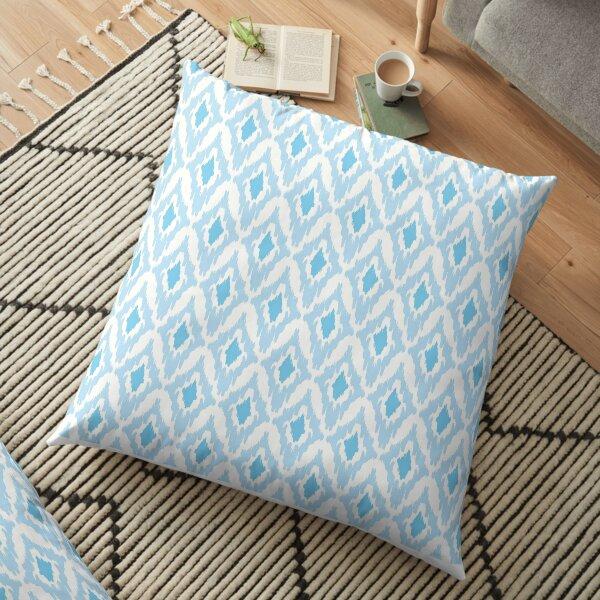 Bohemian motif print. Floor Pillow