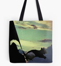 black squirrel  Tote Bag