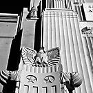 ART DECO COURTHOUSE by Larry Butterworth