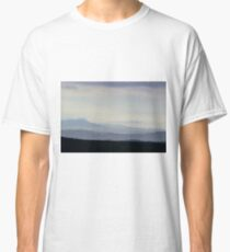 Impressions, Val D'Orcia from Asciano, Tuscany, Italy Classic T-Shirt