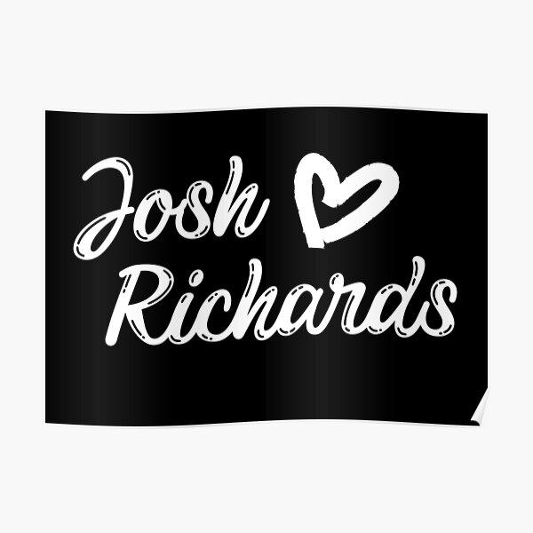Josh Richards Tiktok Poster