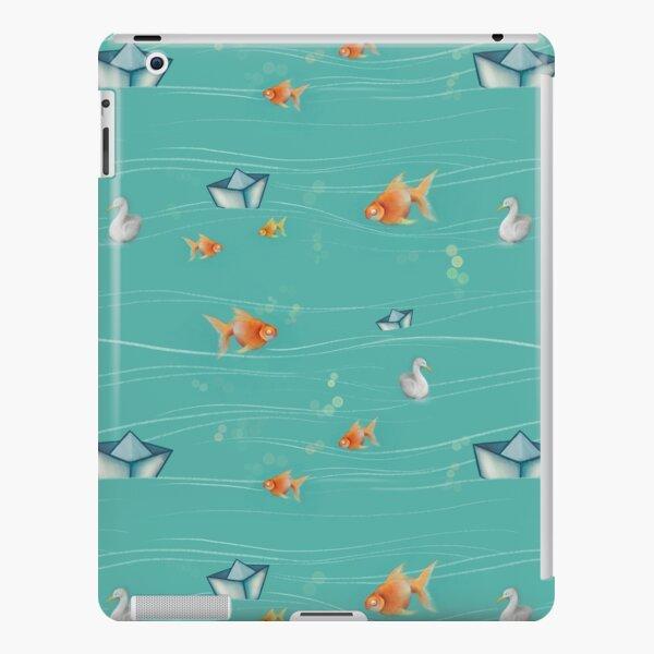 Summertime Sea Pattern iPad Snap Case