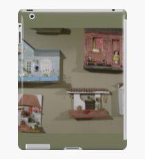Wall of Houses iPad Case/Skin