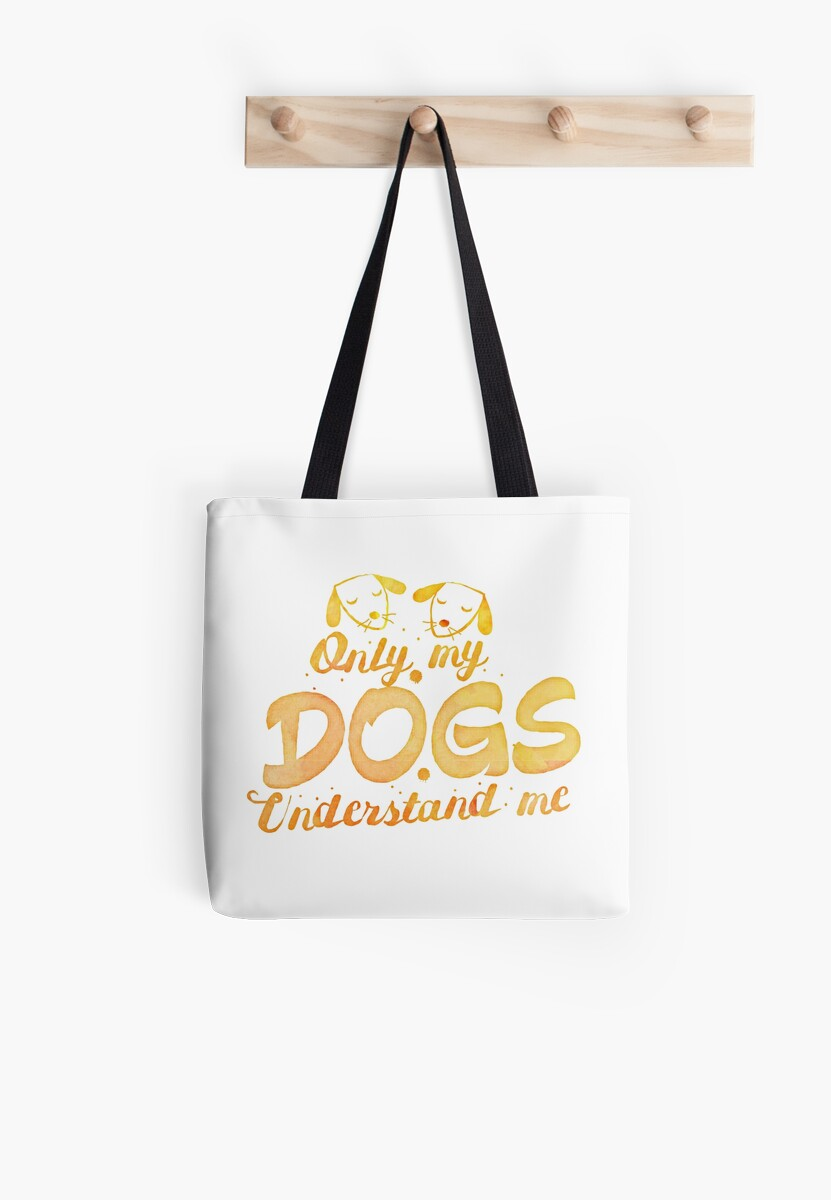 Only my Dogs understand me by jazzydevil