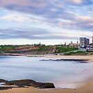 Newcastle Beach Sunrise by 4thdayimages