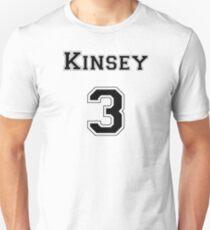 Kinsey3 - Black Lettering T-Shirt