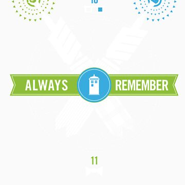 Always Remember by ChemaBola8