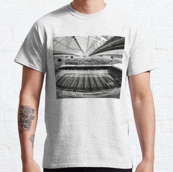 Newcastle United Football Club Black & White Photography Classic T-Shirt